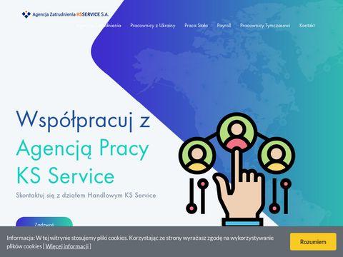 Ksservice.com.pl pracownicy z Ukrainy