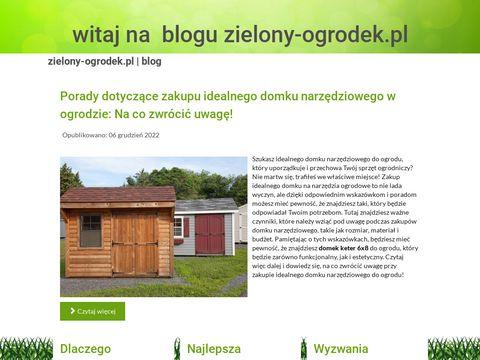Zielony-ogrodek.pl nawozy sadownicze, ogrodnicze