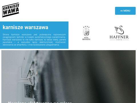 Karnisze.warszawa.pl elektryczne gdzie wybrać