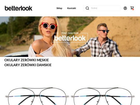 Betterlook.pl - okulary zerówki