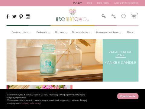 Aromatowo.pl - kosmetyki do domu