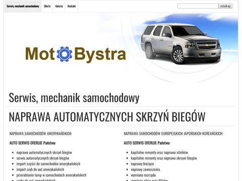 Motobystra.pl warsztat samochodowy Bielsko-Biała
