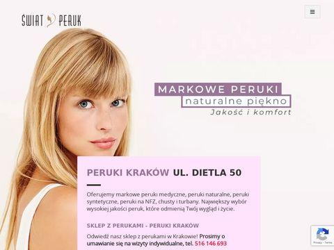 Perukikrakow.pl sklep