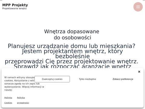 MPP Projekty projektowanie wnętrz Gdynia