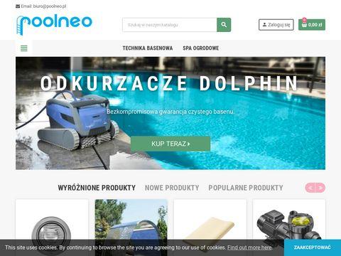 Poolneo.pl sklep internetowy z basenami