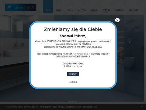 Fabrykaszkla24.pl panele dekoracyjne