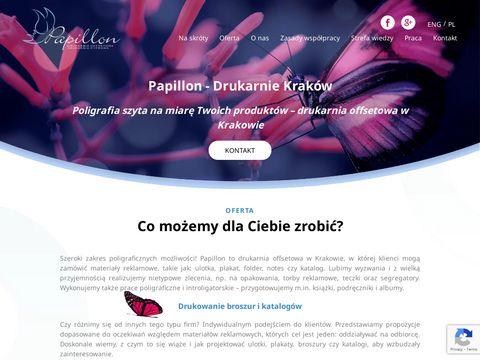 Drukarniapapillon.pl Kraków