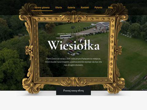Dom weselny - wiesiolka.pl