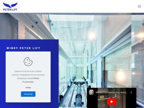 Peterlift.pl - montaż wind
