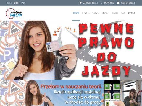 Palgan.pl autoszkoła Łódź