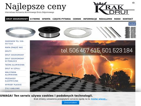 Krakdrut.pl internetowa hurtownia