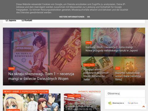 Animeholik.pl informacje o anime