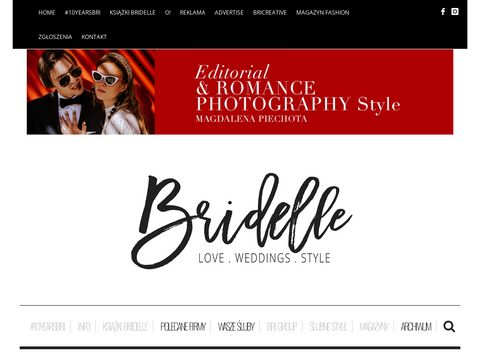 Bridelle.pl inspiracje ślubne