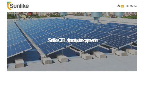 Sunlike.eu ogrzewanie na podczerwień