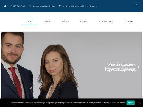 Pulrol.pl kancelaria prawna