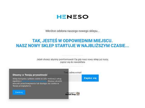 Heneso.pl bielizna męska Henderson piżama