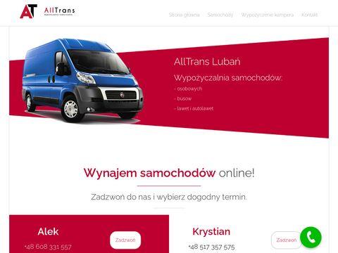 Alltrans24.pl wypożyczalnia busów Zgorzelec
