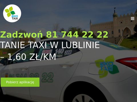 Lublin.ekotaxi.pl