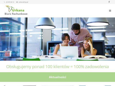 Urkana biuro rachunkowe Warszawa Targówek