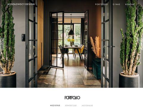 Wesołowscy-design.pl architekt wnętrz