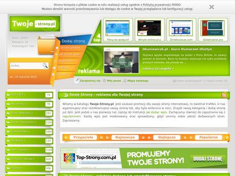 Twoje-strony.pl - reklama dla strony