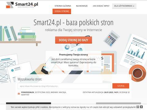 Smart24.pl - baza polskich stron