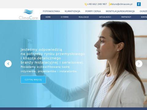 Climacore.pl klimatyzacja Bielsko