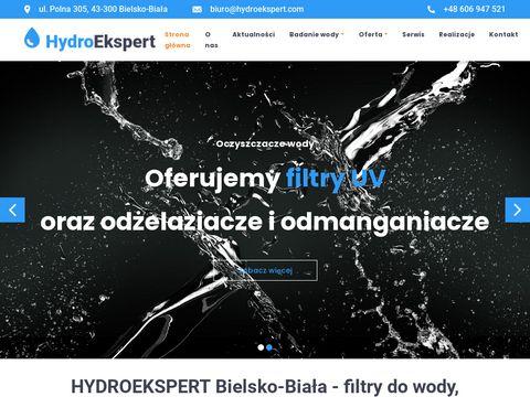 Hydroekspert.com filtry do wody Bielsko