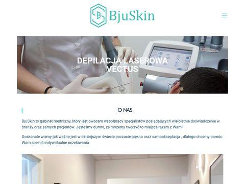 Bjuskin.pl - dermapen Łódź
