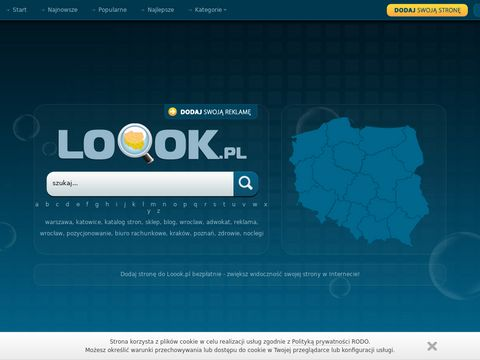 Loook.pl - indeks polskich stron