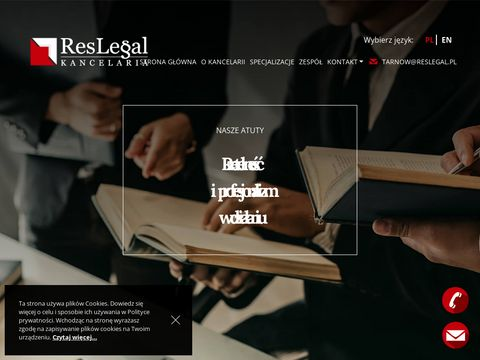 Adwokattarnow.info prawnik Reslegal