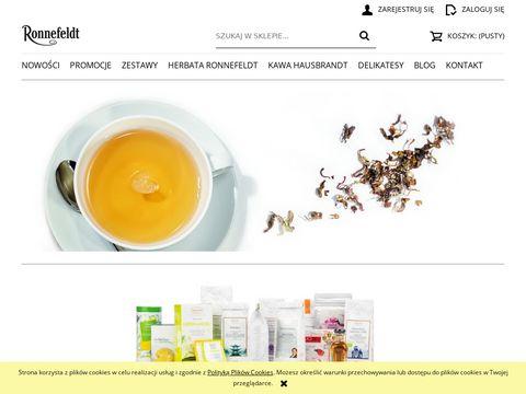 Ronnefeldt-sklep.pl - herbaty świata