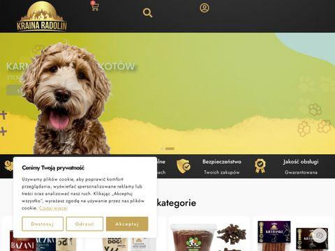 Krainaradolin.pl sklep zoologiczny