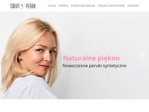Perukisklep.pl salon Kraków