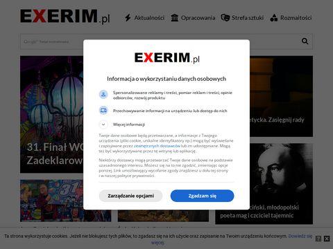 Exerim.pl - kultura i sztuka