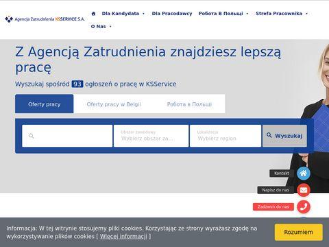 Ksservice.pl pracownicy z Ukrainy