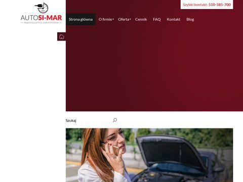 Si-mar.pl wypożyczalnia aut Zgorzelec