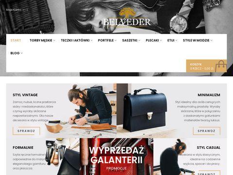 Belveder.com.pl galanteria