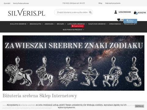 Silveris.pl - polska biżuteria srebrna