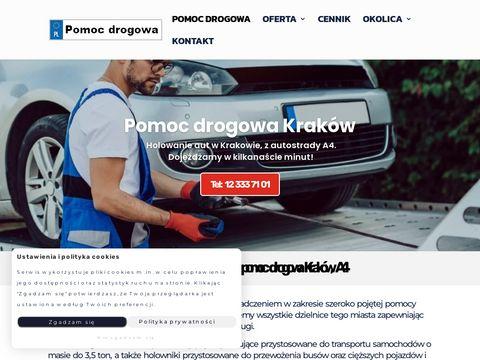 Holowaniekrakow.pl laweta