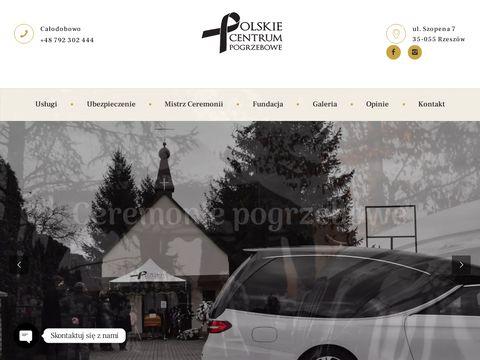 Polskiecentrumpogrzebowe.pl
