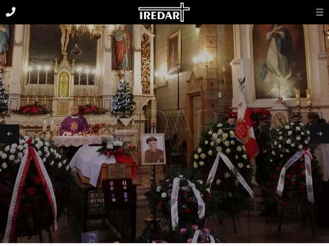 Iredar.pl zakład pogrzebowy