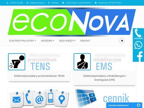 EcoNova elektrostymulacja
