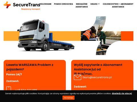 SecureTrans