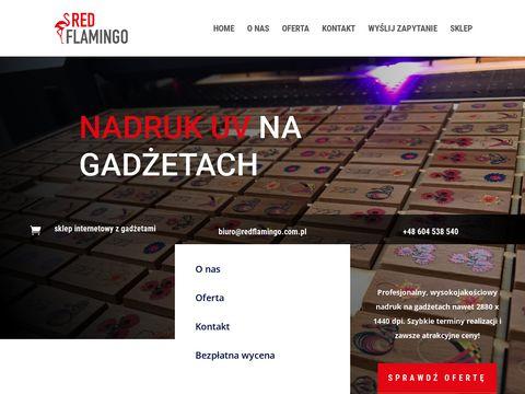 Nadruknagadzetach.com.pl - nadruk UV na plastiku