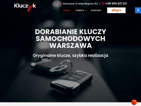 Kluczyk.com.pl naprawa kluczyków samochodowych