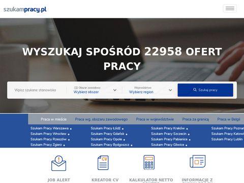 Szukampracy.pl portal