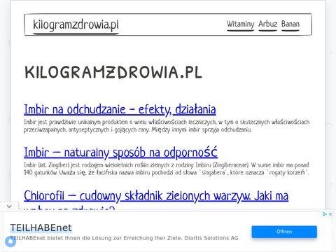 Kilogramzdrowia.pl